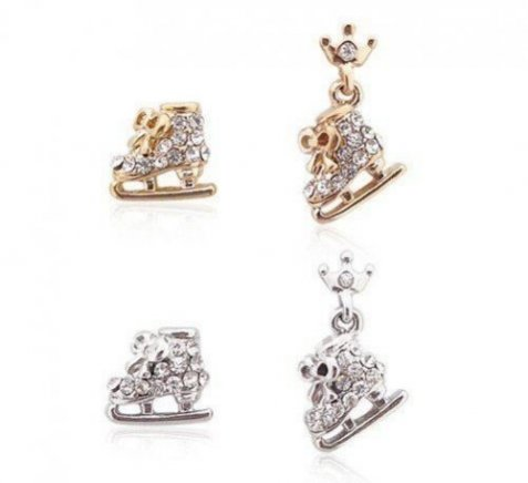 NYHET! Princess Earrings