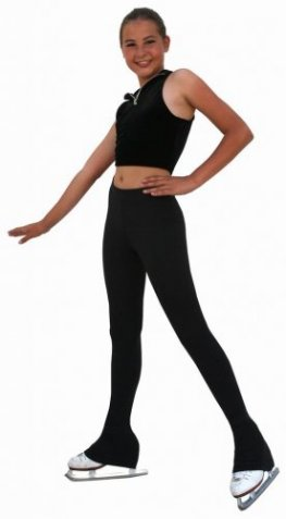 P83 Fleecefodrade tights i Polarfleece
